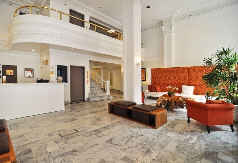 호텔 버티고 - 구 요크 호텔, 샌프란시스코, 로비
