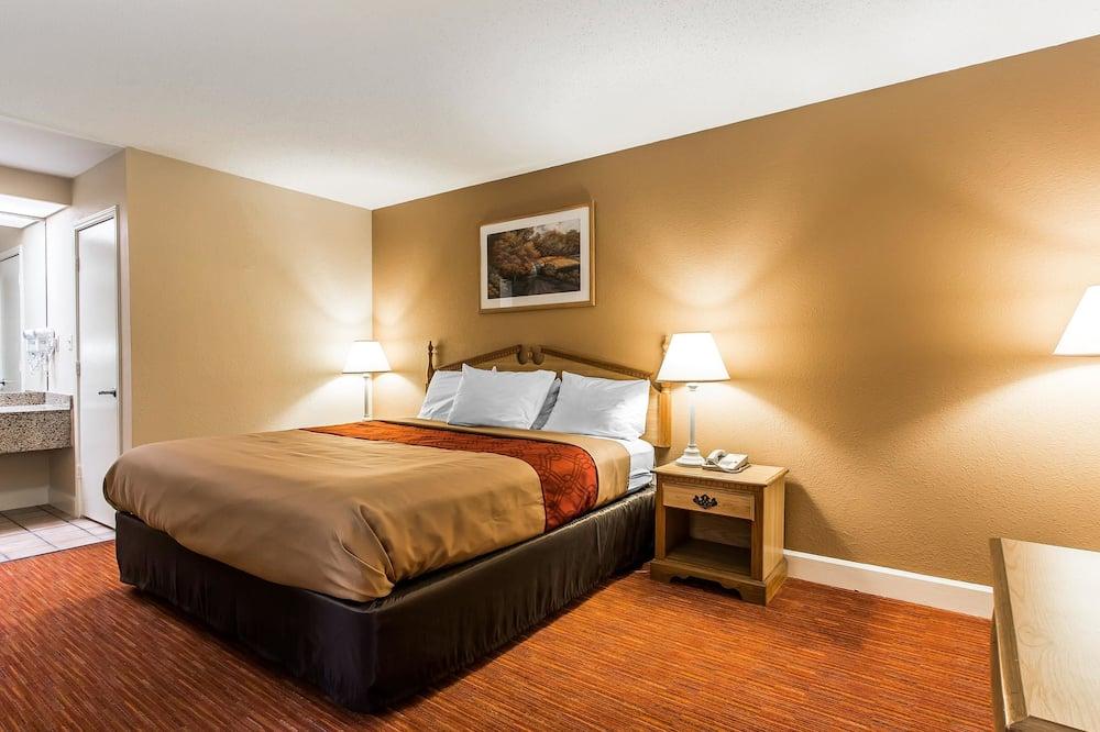 Standaard kamer, 1 kingsize bed, roken - Kamer