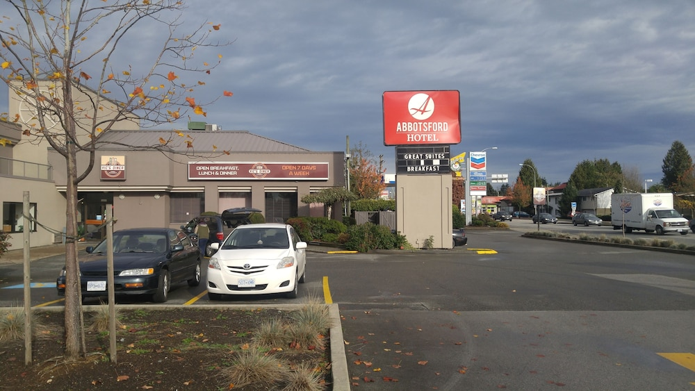 Motels In Abbotsford Bc
