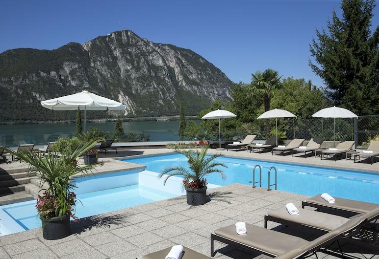 坎皮奧內酒店, 比索, 室外泳池