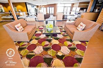 Slika: Hotel d'Lins Ontario Airport ‒ Ontario