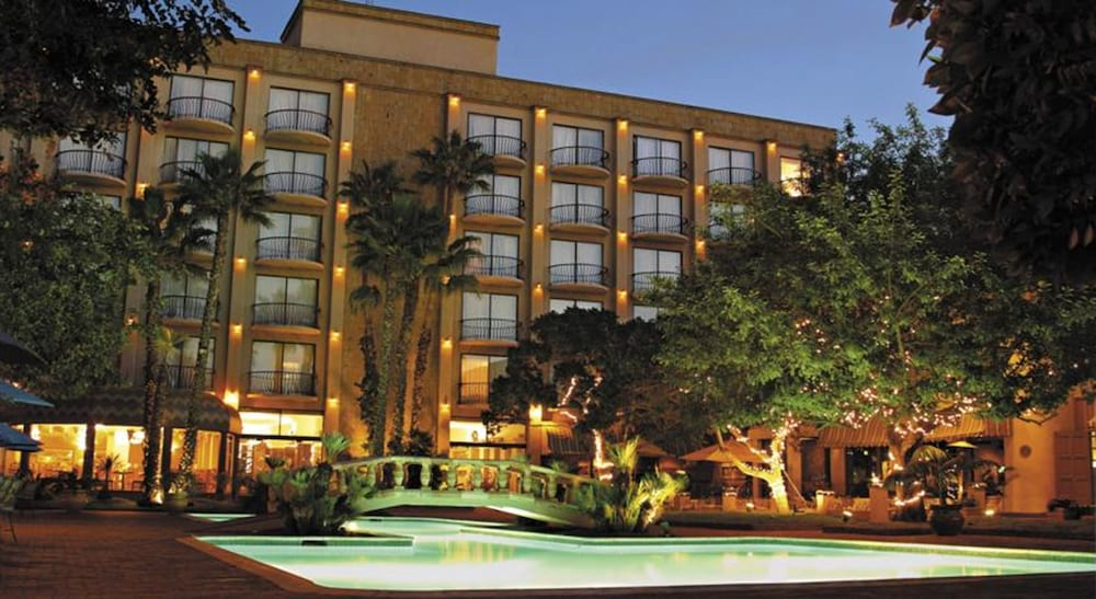 Hotel Lucerna Tijuana Pool