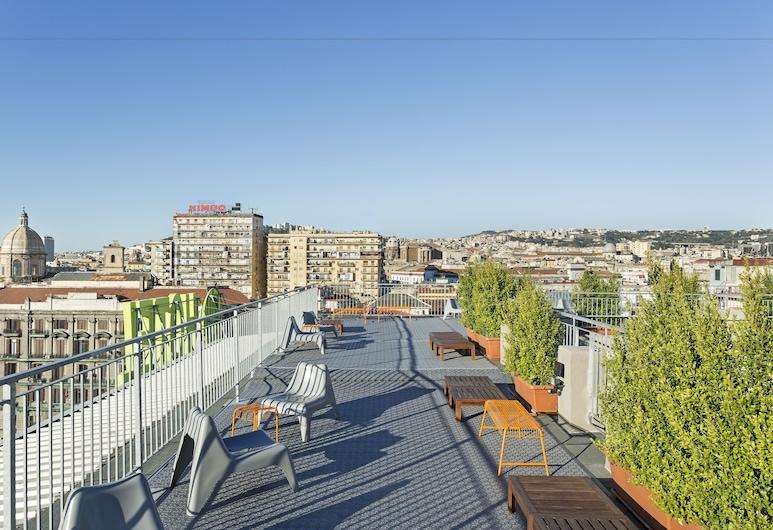B&B Hotel Napoli, נאפולי, מרפסת/פטיו