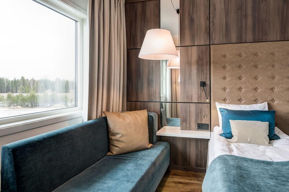 Standard Twin Room, Non Smoking - Living Area