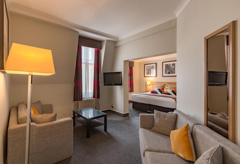 提斯特爾布魯姆斯伯里公園酒店, 倫敦, 普通客房, 客房