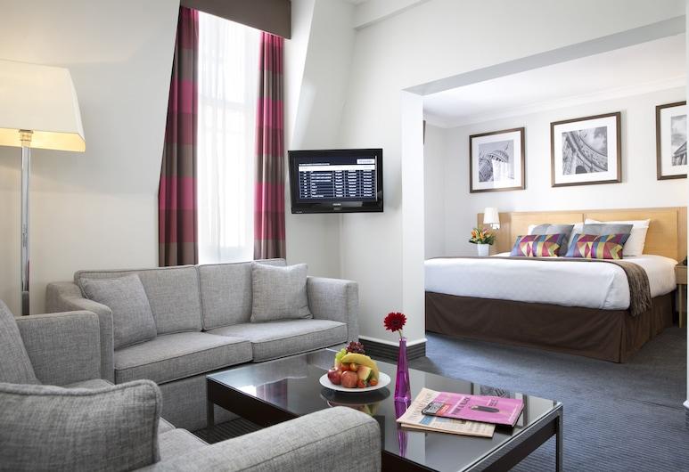 Thistle Bloomsbury Park, Londýn, Dvojlôžková izba, Obývacie priestory