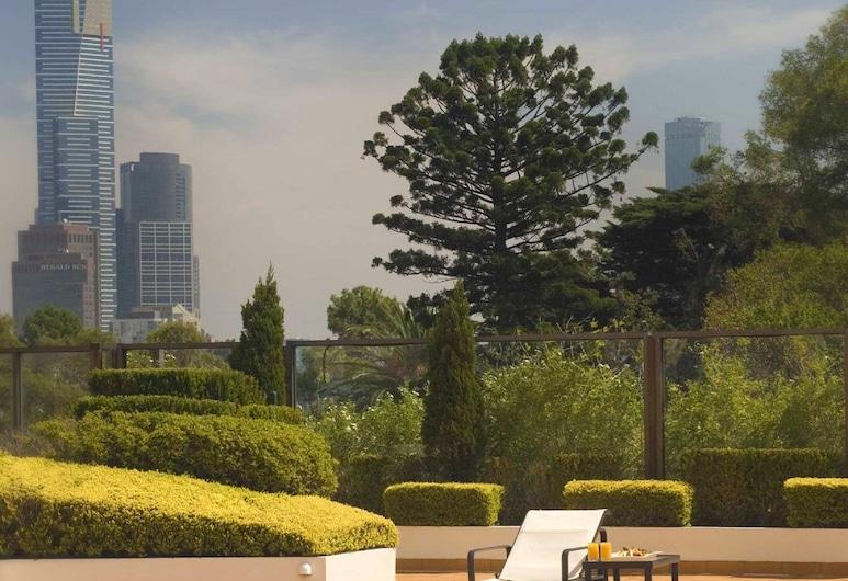 Pullman Melbourne on the Park, East Melbourne, Piscine en plein air