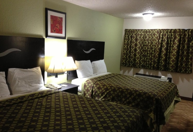 Americas Best Value Inn Kansas City E Independence, Independence, Guest Room