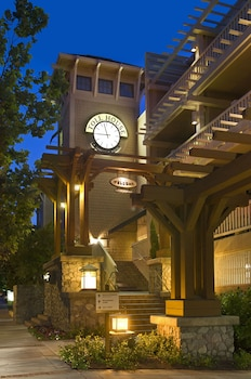 Foto van Toll House Hotel in Los Gatos