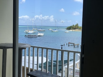 Foto van Club Comanche Hotel, St. Croix in Christiansted