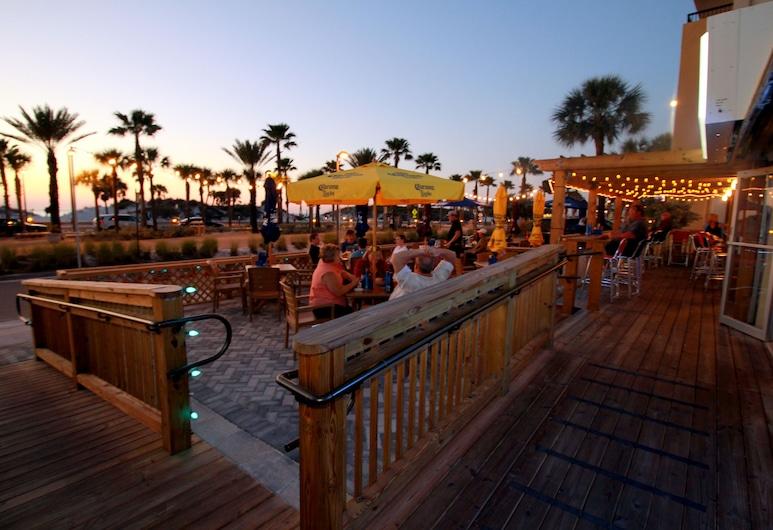 Seaside Inn & Suites, Clearwater Beach, Bar del hotel