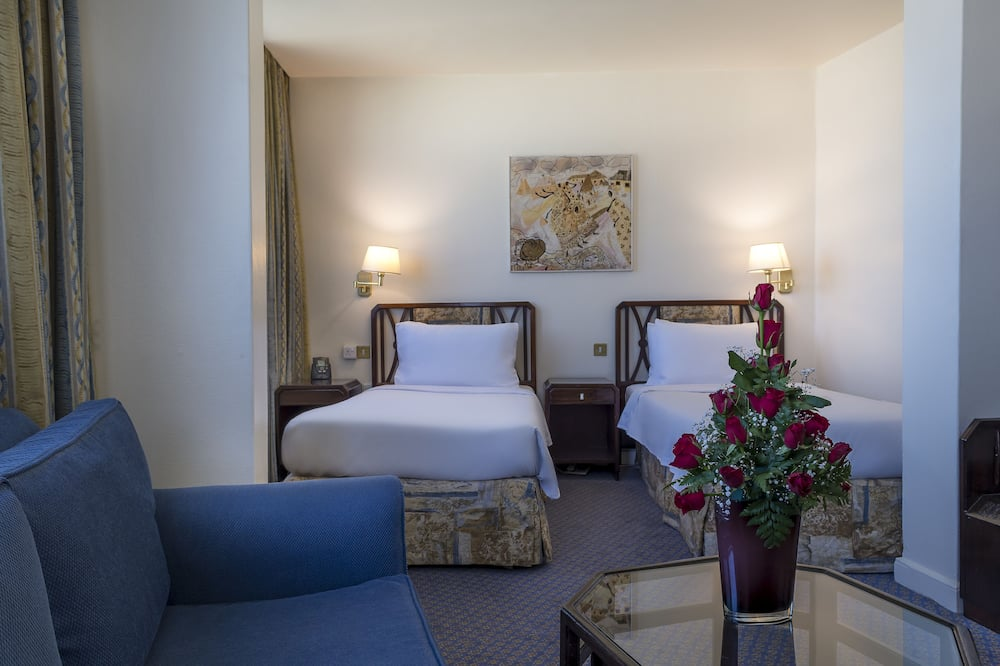 Executive Room, 2 Single Beds, Business Lounge Access - Guest Room