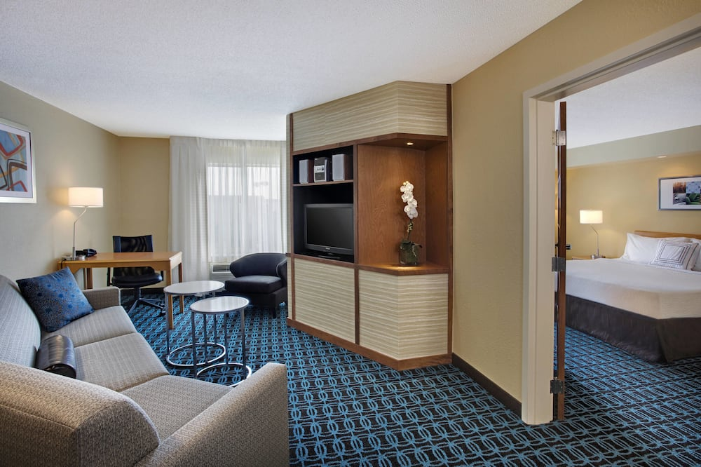 Suite, 1 Bedroom, Non Smoking (Extended) - Guest Room