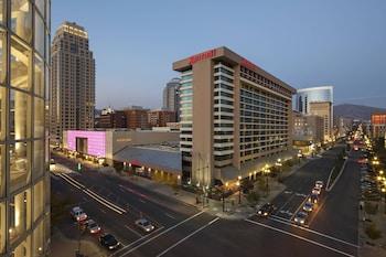 Фото Salt Lake Marriott Downtown at City Creek у місті Солт-Лейк-Сіті