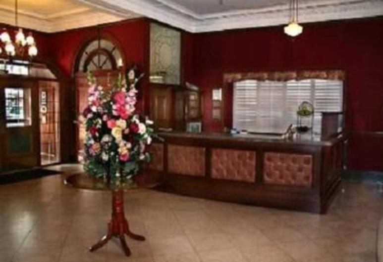 Inn at Lincoln Park, Chicago, Lobby