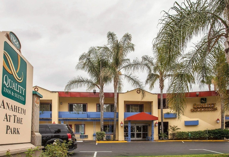 Quality Inn & Suites Anaheim At The Park, Anaheim