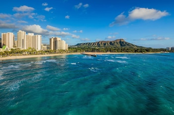Foto di Waikiki Beach Marriott Resort & Spa a Honolulu