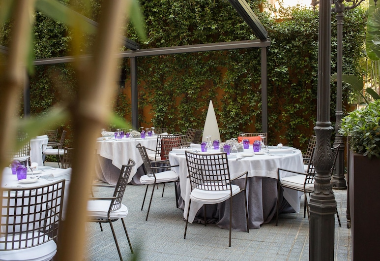 Gallery Hotel, Barcelona, Outdoor Dining