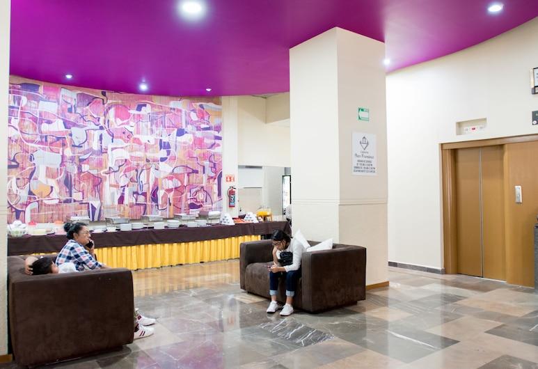 Hotel San Francisco Centro Histórico, Mexico City, Wejście wewnętrzne