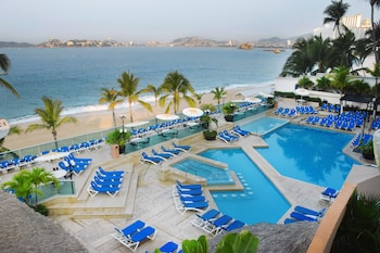 Acapulco — zdjęcie hotelu Copacabana Beach Hotel Acapulco