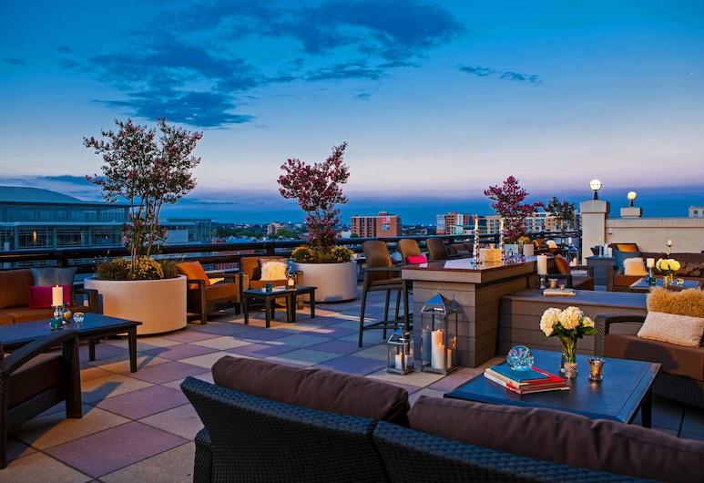 Renaissance Washington, DC Downtown Hotel, Washington, Teras/Veranda