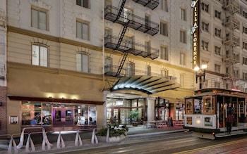 三藩市佛羅倫薩別墅酒店的圖片