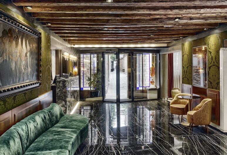 Hotel Bisanzio, Venezia, Hall
