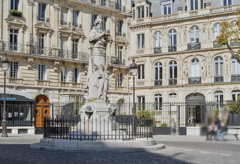 Hôtel Lorette - Astotel, Paris, Exterior