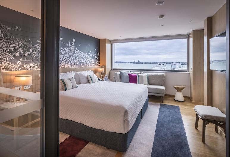 M Social Auckland, אוקלנד, סוויטה (with access to The Lounge), נוף מחדר האורחים