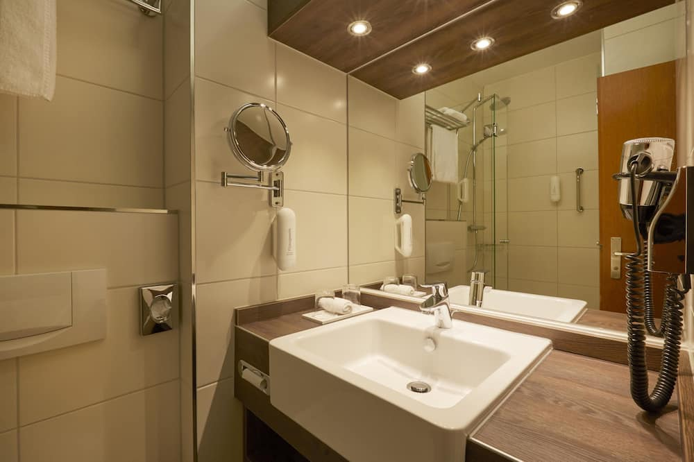 Habitación individual Confort - Cuarto de baño