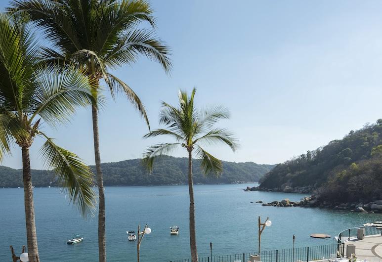 Camino Real Acapulco Diamante, אקפולקו, מרפסת/פטיו
