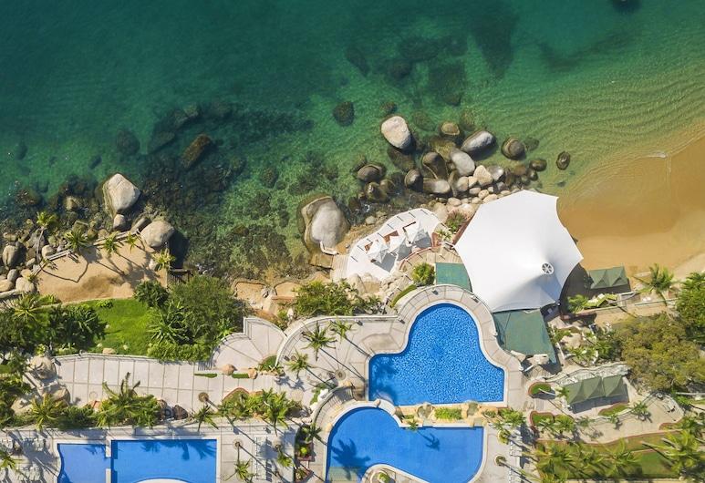 Camino Real Acapulco Diamante, Acapulco, Výhľad z výšky