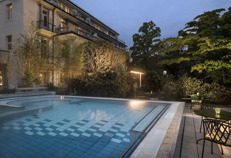 Radisson Blu Badischer Hof Hotel, Baden-Baden, Outdoor Pool