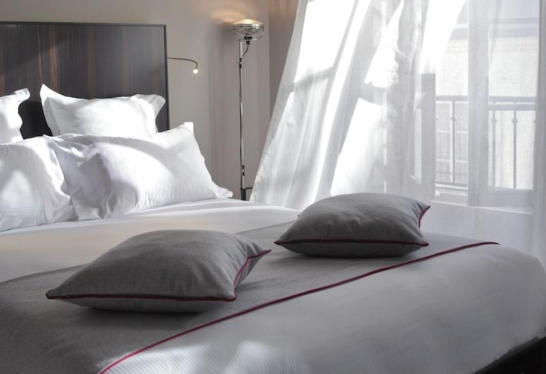 Hotel Saint Dominique, Pariisi, Superior-huone, Yhdistettäviä huoneita, Vierashuone