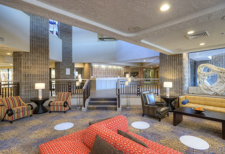 DoubleTree by Hilton Phoenix North, Phoenix, Ruang Istirahat di Lobi