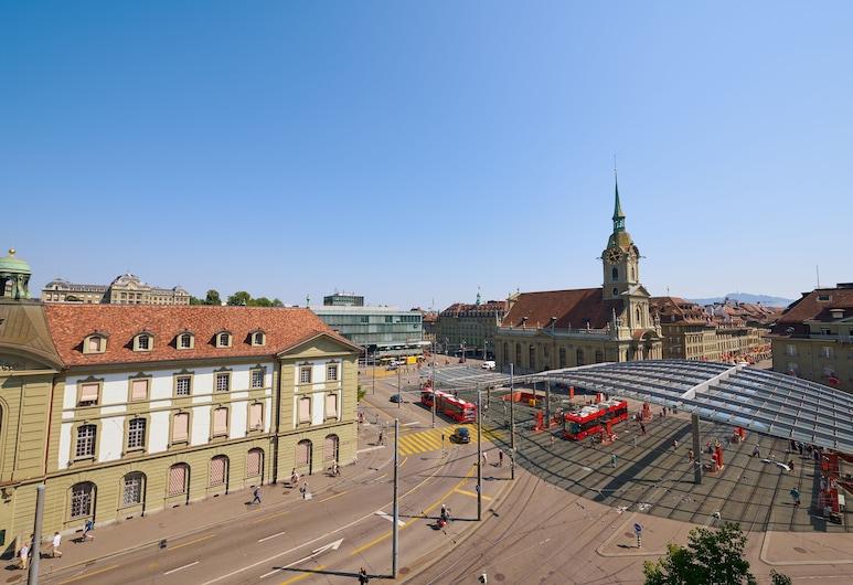 Hotel City am Bahnhof, Berne, Chambre Simple Confort, Vue sur la ville