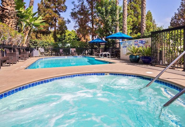Best Western Courtesy Inn, Anaheim, Piscina all'aperto