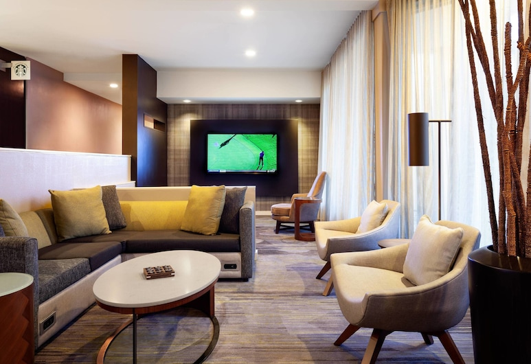 Courtyard by Marriott Tampa Westshore/Airport, Tampa, Hotelski bar