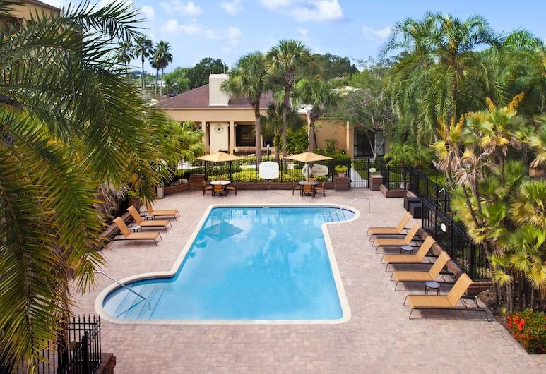 Courtyard by Marriott Tampa Westshore/Airport, Tampa, Āra baseins