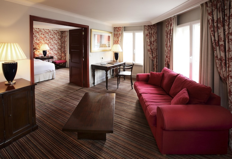 NH Brugge Hotel, Bruges, Suite, Vista Cidade, Quarto