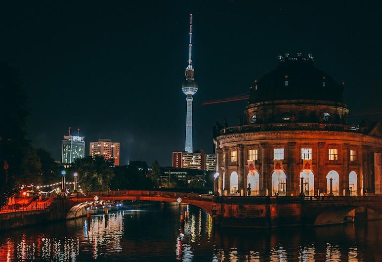 Park Inn by Radisson Berlin Alexanderplatz, Berlín, herbergi, Herbergi
