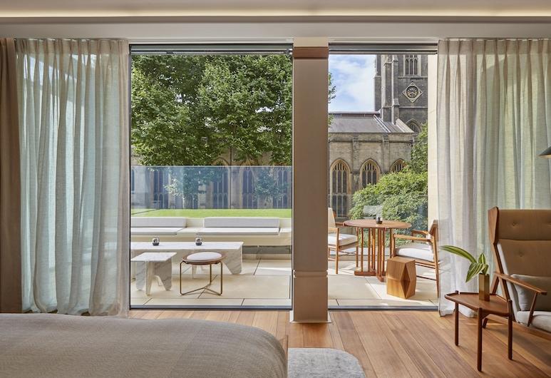 The Berkeley, London, Grand Terrace Suite, Terrasse/Patio