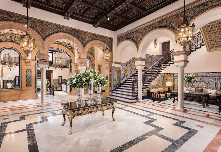 Hotel Alfonso XIII, a Luxury Collection Hotel, Seville, Seville, Hala