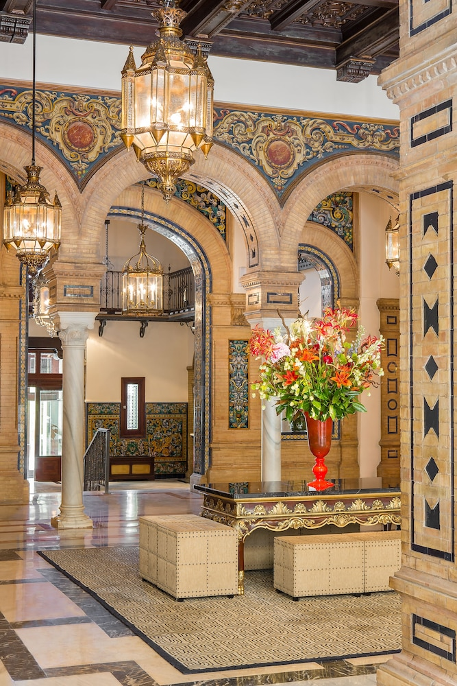 Hotel Alfonso Xiii A Luxury Collection Seville