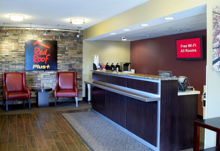 Red Roof Inn PLUS+ University at Buffalo - Amherst, Amherst, Lobby