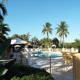 Room, 2 Double Beds, Pool View - Guest Room View
