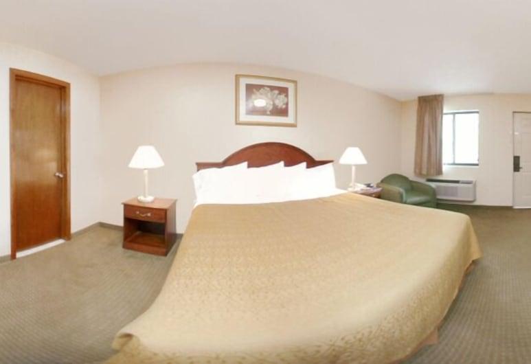 Americas Best Value Inn Torrington CT, Torrington, Business Room, 1 King Bed, Non Smoking, Guest Room