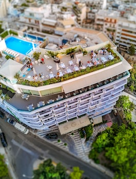 A(z) St George Lycabettus Hotel hotel fényképe itt: Athén