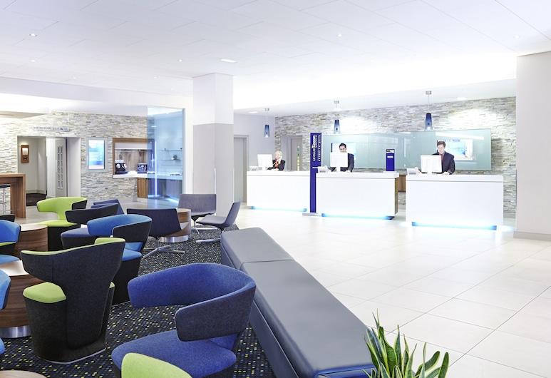 Novotel Birmingham Centre, Birmingham, Entrada Interior