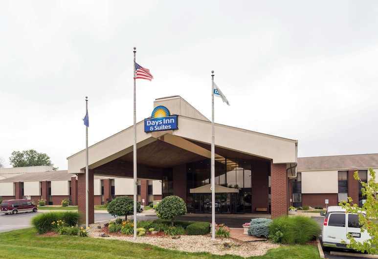 Days Inn & Suites by Wyndham Northwest Indianapolis, Indianapolis